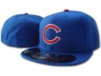 2021 Chicago City Men's Team Baseball Full Chiuso Caps Estate Royal Blu Red C Lettera Gorras Bones Uomo Donne Casual Sport Sport all'aperto