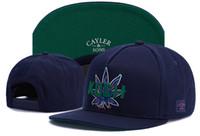 2021hat Cayler Sons Hip Hop Fashion Snapbacks Sombreros ajustables Hombres Mujer Bola Tapa superior Snapback Caps Nueva Flor Niza Cap