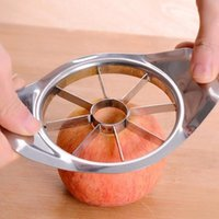 Fruit Tools Stainless Steel Core Slicers Shredders Cut Apple Cutter Go Nuclear Fruits Splitter Fruitage Generator Knives OOD5918