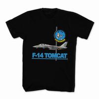 Men's Dress Shirts Us Navy -124 Gunfite Sqdron F-14 Tomcat Fiter T-shirt. Summer Lasting Charm Man T-shirt S-3XL