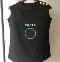 Classic print Womens T Shirts Top Quality Ladies Fashion Designer Short Sleeve Black and white Women Clothes Size S-L