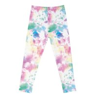 Girls Leggings Baby Pants Kids Wear Spring Autumn Printed Children's Tights Skinny Trousers Children Clothes B6358