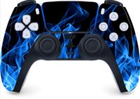 Decoration Sticker for PS5 Controller Camouflage Vinyl Skin ...