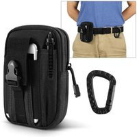حزام التكتيكي حقيبة العسكرية رخوة حقيبة الحقيبة الخصر التخييم ماء الجيب المحمول تشغيل الصيد في الهواء الطلق حقيبة صغيرة لفون 628 Z2