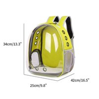 Cat Carriers,Crates & Houses SKTN Breathable Pet Carrier Bag Gatos Dog Basket Portable Outdoor Travel Backpack Carrying Cage Supplies Mascot