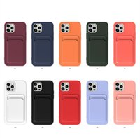 Suitable for cell phone shell iPhone 12 new all in one Card Pocket Apple 11 flannel x xs max xr universal protective case