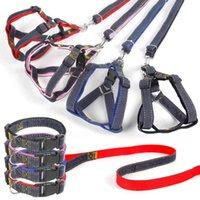 Traction marche cowboy poitrine corde corde chaîne petite taille moyenne et grande peluche attachant des fournitures RU2S