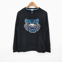 Großhandel Unisex Pullover für Männer Frühlings-Sweatshirt Herren Hoodie Stickerei Dünne Tuch Fabrik C02Sheatshirt Lose Art Mode Pullover Hemd Gut Qualit
