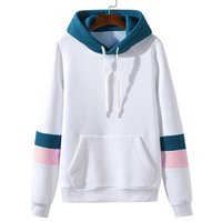 남성 후드 스웨트 셔츠 가을 목화 코튼 컬러 블록 까마귀 남성 대형 캐주얼 세련된 일본의 Streetwear Harajuku Loose Pull Uni