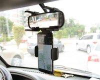 Teléfono celular soportes Soportes Rotary Car Retroview Soportes para G5 Q9, Coolpad Note 3, Leagoo T8 T8S S10 M10 M11, OnePlus 6T McLaren