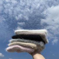 Beanie Skull Caps Winter Hat Keep Warm Knitting Cat Ear Cute Leisure Lady Beanies Cap Men Women Cool 2021