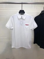 Mens t shirts Clothing polo shirt pure cotton Luxury Crew neck Short Coats Suitable Latest Style for summer clothM-3XL