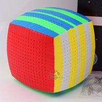 Magic Cube Puzzle Sengso Shengshou 15x15x15 15x15 Almohada de alto nivel Cube 10.6cm Profesional Educativo Creativo juego Juguetes
