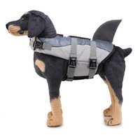 Dog Apparel Dog supplies pet swimsuit life jacket pet Mermaid reflective swimsuit whale swimsuit