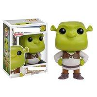 Aksiyon Oyuncak Rakamlar Fiziksel Saçım Ameliyatı Rüya Animasyonlu Film Canavar Shrek Q El Yapımı Oyuncak Boy Hediye 278