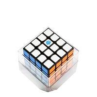 Gan460 م 4x4x4 الإصدار المغناطيسي 4x4x4 سرعة 4x4 gan 460 م ماجيك مكعب لغز ألعاب تعليمية المهنية للأطفال