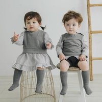Brother Sister Matching Outfits Spanish Toddler Boys Clothes Coveralls Baby Girls Cotton Dress Born Infant Romper L945 Girl's Dresses