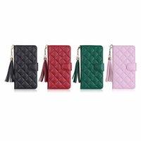 Lüks iphone 12 kılıflar cüzdan tasarımcısı telefon kılıfı iphone 12 pro max 12pro 12mini 11 11promax x xs xr 8 artı 7 artı 8 7 artı PU deri kapak