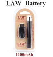 Law Preheating VV Battery 1100mah Vape Pen Blister Kits O-Pen Bud Touch Variable Voltage 510 thread Batteries With USB Charger