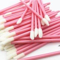 일회용 립 브러쉬 Lipgloss Wands 어플리케이터 메이크업 화장품 도구 블랙 컬러 메이크업 빵 공급 fwe8603