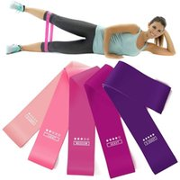 Elastic For Fitness Resistance Bands Exercise Gym Strength Training Gum Pilates Sport Crossfit Workout Equipment
