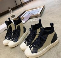 Designer Casual Showers Stickerei Bedrucktes Alphabet Leinwand Sneakers All-Match-Marke-Stylist Shoe Mesh atmungsaktive schräge Trainer