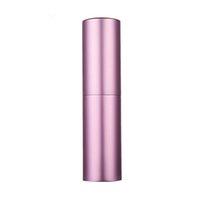 High-End-Parfümflasche 8ml 8cc Tragbare Rotations-Sub-Abfüllglas-Liner-Spray-leer-Lotion-Container Glas Reisen kleine rotierende Flaschen für Mannfrau