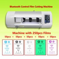 Power Tool Sets Screen Protector Film Cutting Machine For Mobile Phone Watch Front Glass Back Cover Refox Protective Cutter