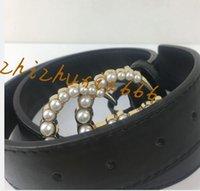 Boucle de la ceinture de luxe de luxe pour les courroies de chasteté mâle hommesGgTop Mode Hommes Women Cuir Ceintures