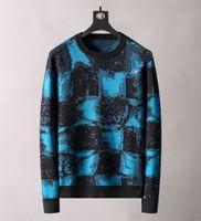 2021 Kadın Erkek Tasarımcı Kazak Mektup Baskı Erkekler Burburry Kazak T Gömlek Yüksek Kalite Rahat Yuvarlak Uzun Kollu Nakış Hoodies High-end Tasarım Stil 02