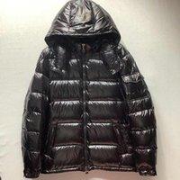 Designer mens monclair down jacket Double zipper women Luxurys France men s downs coat fashion brand outerwear M-XXXL M11