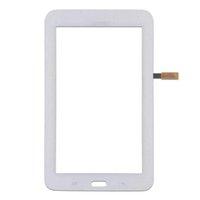 Сенсорный экран панели дигитайзер стеклянный объектив с лентой для Samsung Galaxy Tab 3 7,0 T113 TA B 4 T116