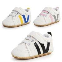 Baby First Walkers Shoes Socks 2Pcs Sets Infant Sneakers Moccasins Soft Newborn Footwear Boys Girls Wear B7354
