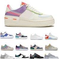 High Quality 2021 One Shadow 1 running shoes mens women utility white black Orange red trainer flax wheat blue pink Women sports s misszhen