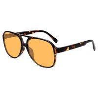 Czarny kwadrat ponadgabarytowy okulary damskie duże ramki kolorowe lustro żeńskie oculos unisex gradient hip hop odcienie