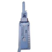 Professional Original Locksmith Tools Lishi R52 2 IN 1 Lock Pick and Decoder for Home Door Locks