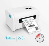 Printers Express Electronic bill printer Portable Lable Barcode Factory Production Warehouse Management 2YWB