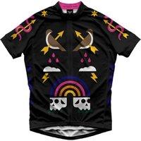 2021 Männer Sechs Radfahren Jersey MTB Maillot Bike Shirt Downhill Jersey Hohe Qualität Pro Team Tricota Mountain Bicycle Clothing S2