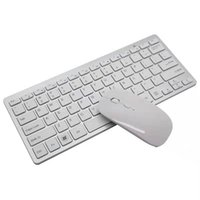 Keyboard Mouse Combos 2.4G Wireless And Set Mute Business Office Home