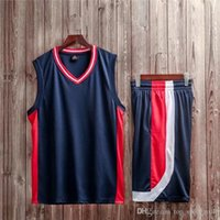 Cheap Basketball Jersey Sets For Men Good Quality New Style 116
