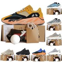 Yeni 500 700 Kanye West Casual Ayakkabı Yeezy Yeezys V2 V3 Boost Sneakers Enflege Amber Güneş Kremi Kyanite Arzaret Allık Mnvn Mens Womens Koşu