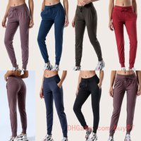 yoga outfits pants High waist womens joggers quick-drying elastic running gym fitness women panties loose fit workout leggings tights