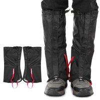 Outdoor Camping Bein Gaiter Berg Schnee Gamaschen Winddicht Wasserdichte Schuhe Abdeckung Staubsichere Armwärmer