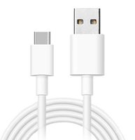 Type C to USB-C Fast Charging Cables Data Line V8 Micro USB 2M 6FT 1M 3FT Charger Cable for Samsung s10 s8 s7 Galaxy s20 s21 Huawei Xiaomi Redmi Oppo Realme LG Mobile Phone