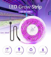 Strips Lamp With 5 V Plant Growth 2835 Plants Grow Lights A Full Spectrum Of