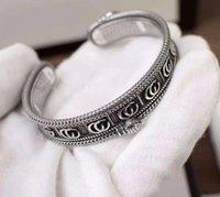 70% rabatt lyx smycken gujiayin dubbelrand tredimensionell kung orm öppna redskap trendiga mäns armband