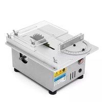 12-24 فولت T6 مصغرة الدقة الجدول المناشير ديي الخشب اللمعان آلة الحفر آلة الحفر HT2828 أجهزة تنقية الهواء