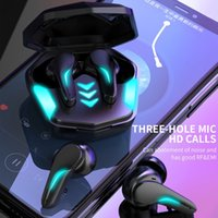 MD188 TWS Earbuds Stereo Wireless 5.1 Bluetooth Headphones Touch Control Noise Cancelling Gaming Headset