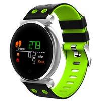 K2 الذكية ووتش الدم الأكسجين ضغط الدم معدل ضربات القلب مراقب بلوتوث الذكية ساعة اليد ip68 سوار الرياضة للماء لفون الروبوت