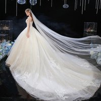 Other Wedding Dresses Dioflyusa Flowers Beading Sequins Lace Princess Bridal Ball Gown 2021 Simple Silver Strapless Vintage Mopping Long Dre